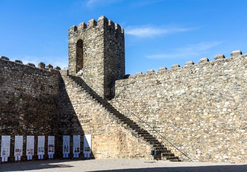Castello di medio evo immagine stock