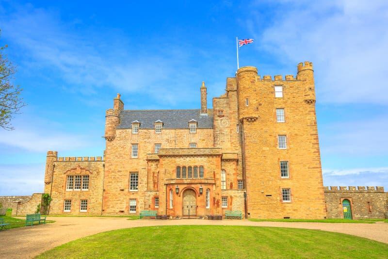 Castello di Mey Thurso immagini stock