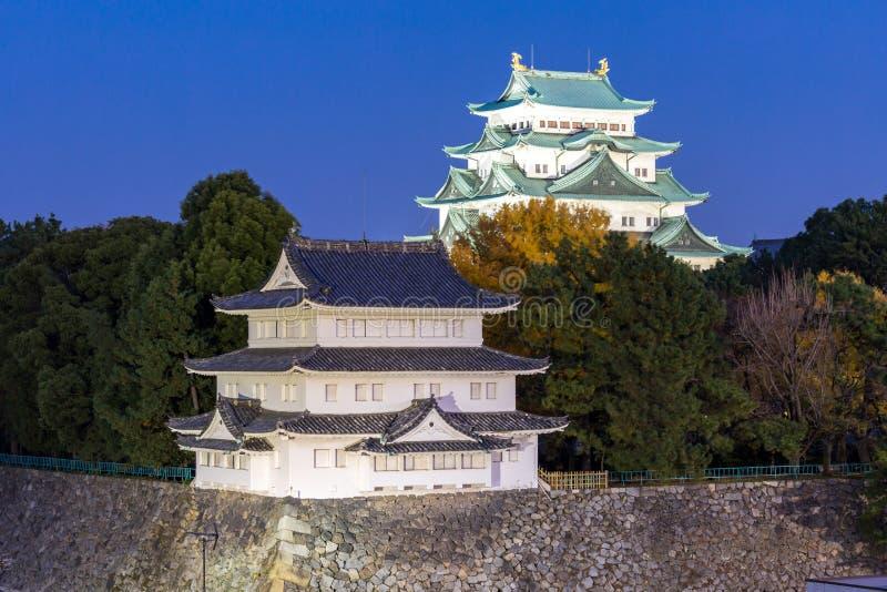 Castello di Nagoya immagini stock libere da diritti