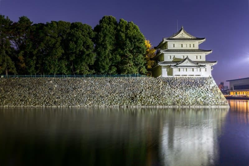 Castello di Nagoya immagini stock