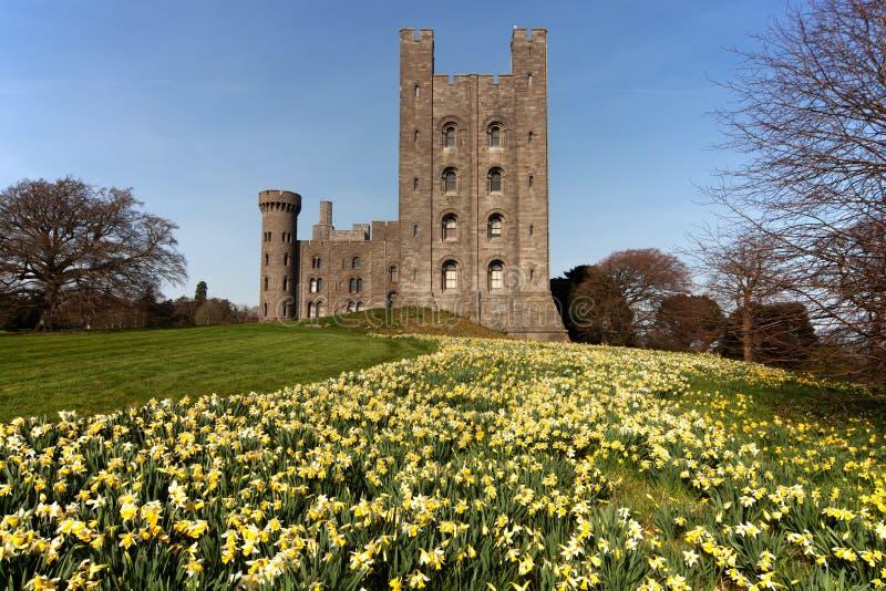 Castello di Penryhn immagini stock