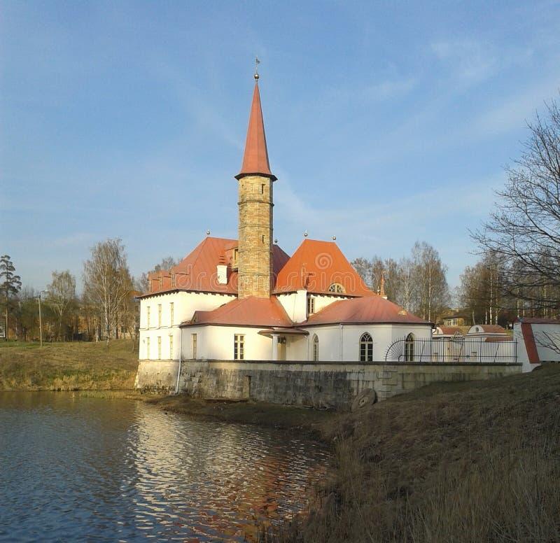 Castello di Prioratskiy fotografia stock