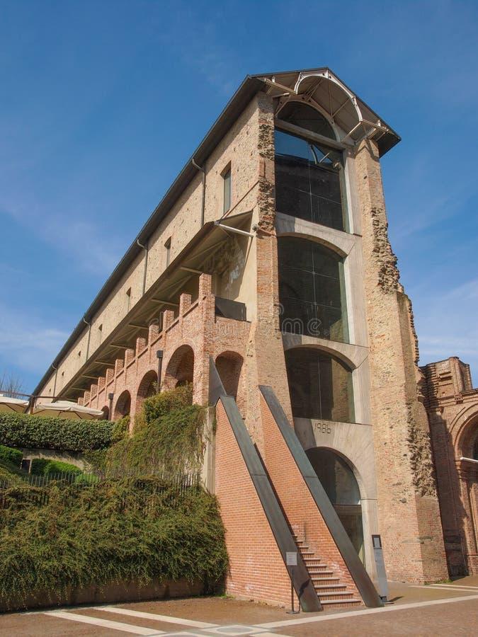 Castello di Rivoli fotografia de stock