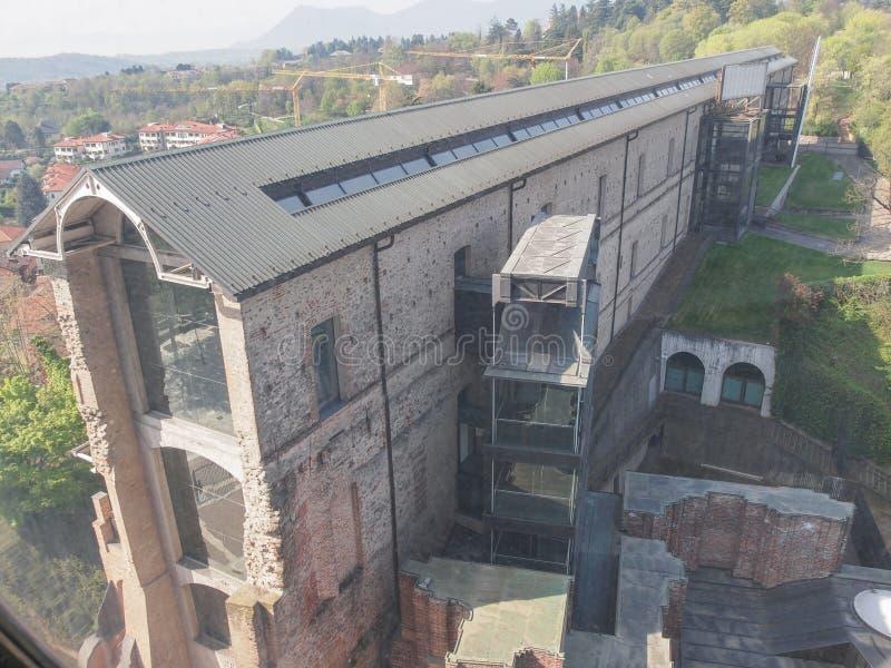 Castello Di Rivoli stock foto's