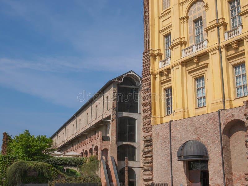 Castello di Rivoli imagem de stock royalty free