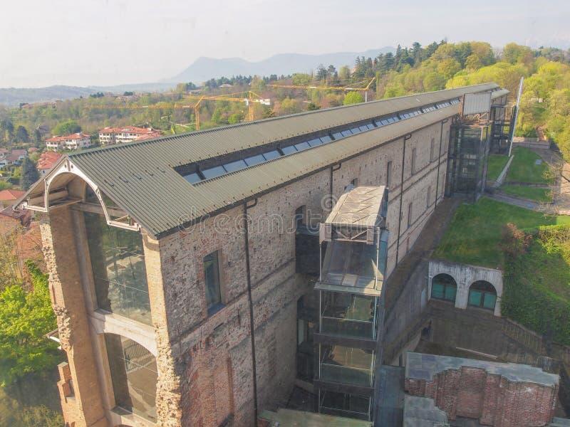 Castello Di Rivoli royalty-vrije stock fotografie