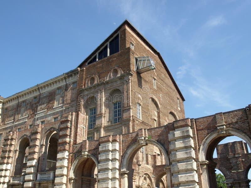 Castello di Rivoli imagens de stock royalty free