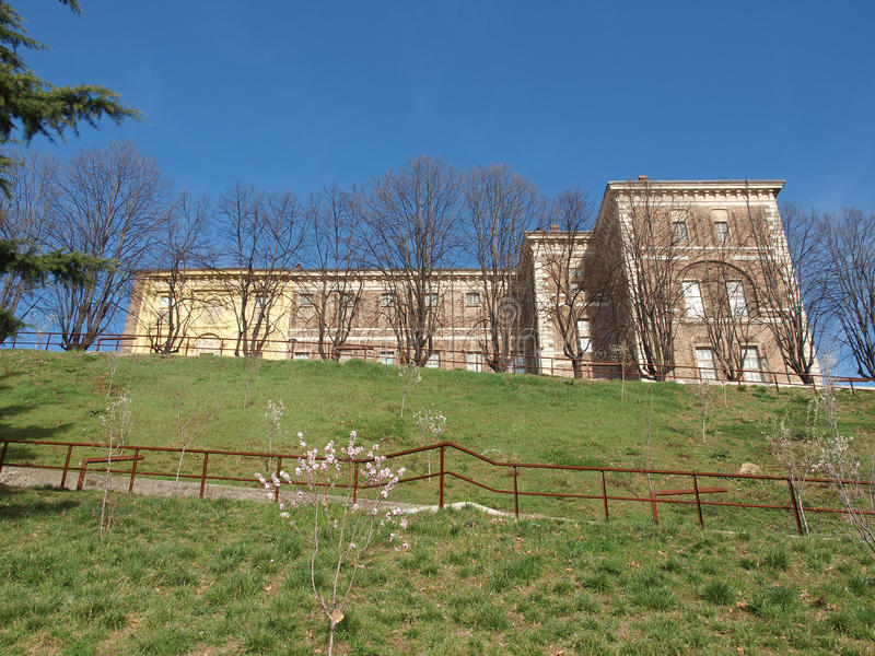 Castello di Rivoli, Italia imagen de archivo