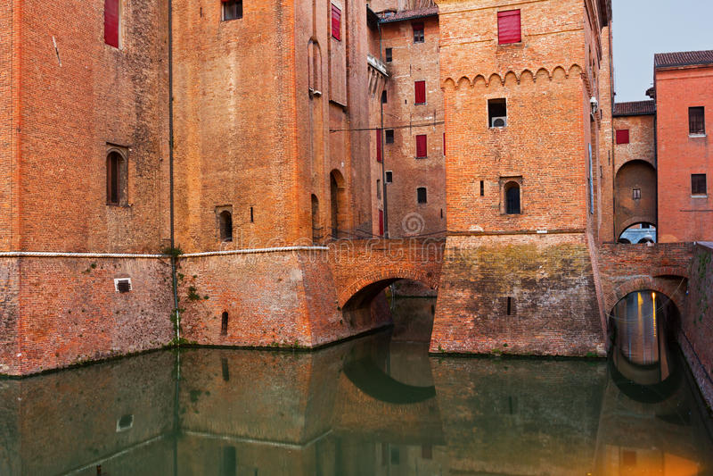 Download Castello di San Michele imagem de stock. Imagem de italiano - 80101445