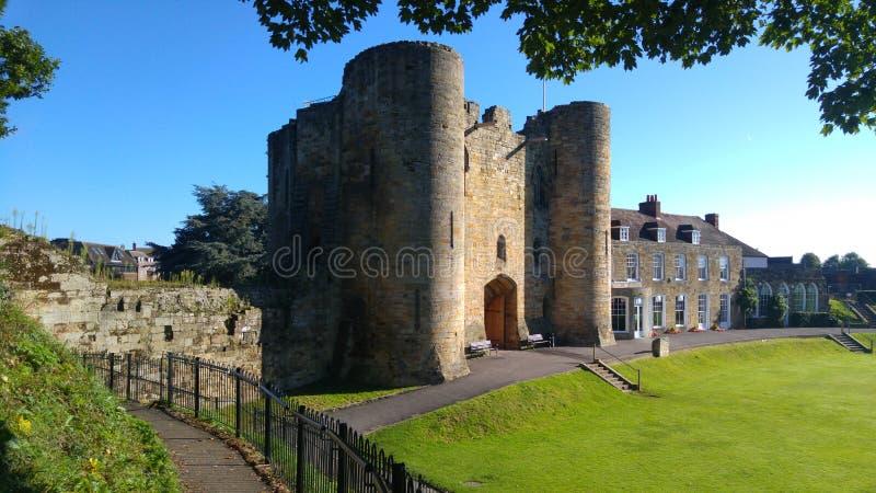 Castello di Tonbridge fotografia stock