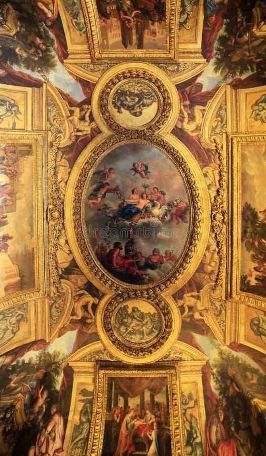Castello di Versailles immagine stock