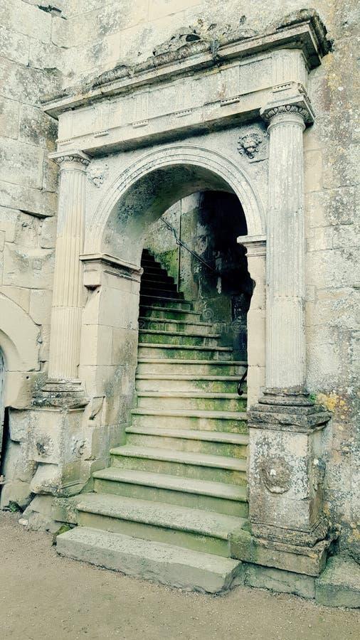 Castello 7 di Wardour immagini stock