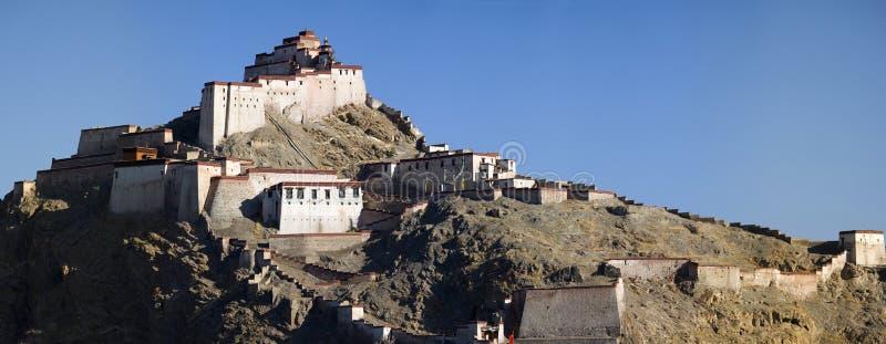 Castello di Zongshan fotografia stock