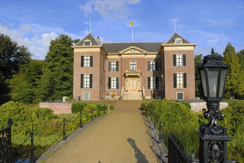 Castello Doorn fotografia stock