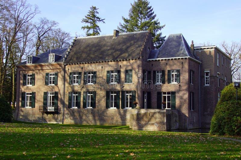 Castello Geldrop i Paesi Bassi fotografie stock