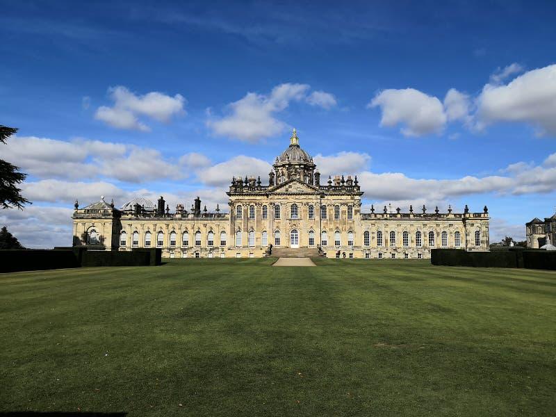 Castello Howard in North Yorkshire fotografie stock