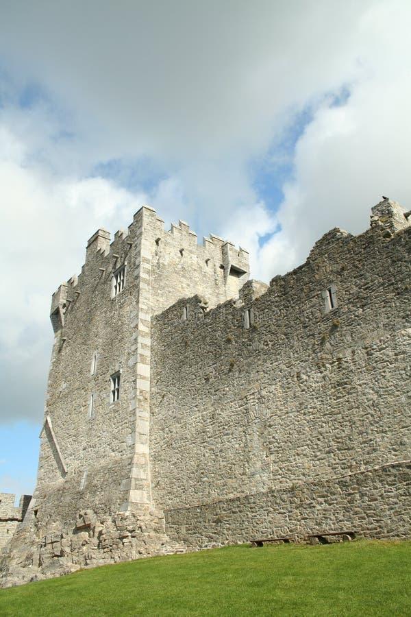 Castello irlandese immagine stock libera da diritti
