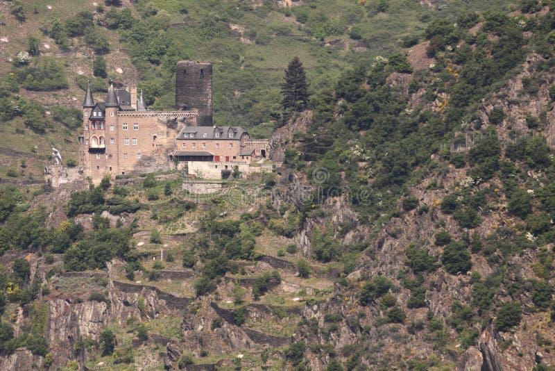 Castello Katz immagini stock