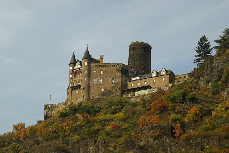 Castello Katz immagini stock libere da diritti