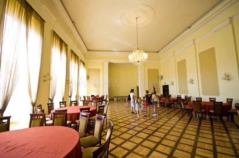 Castello Polonia di Ksiaz immagini stock libere da diritti