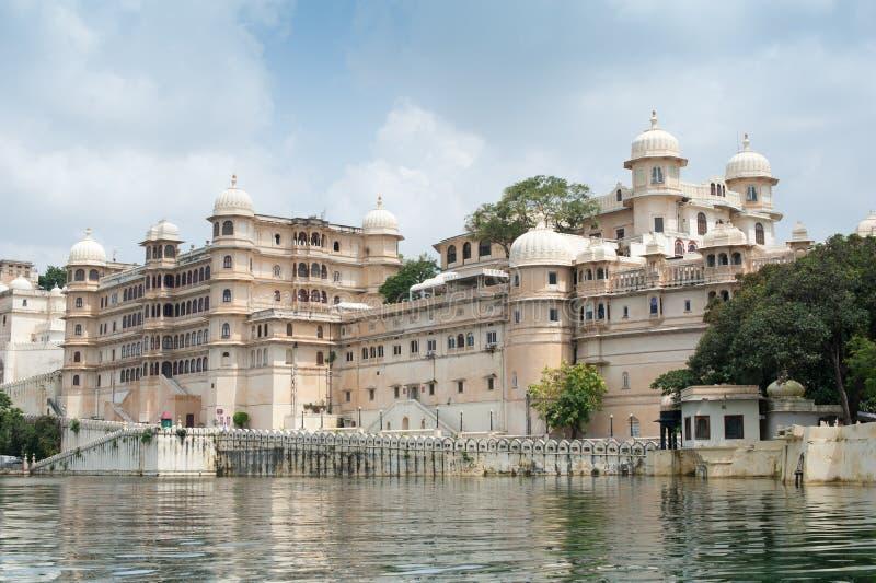 Castello reale, Udaipur, India fotografia stock