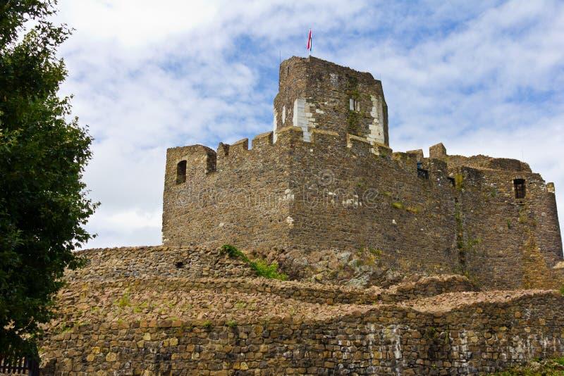 Castello ungherese immagine stock libera da diritti