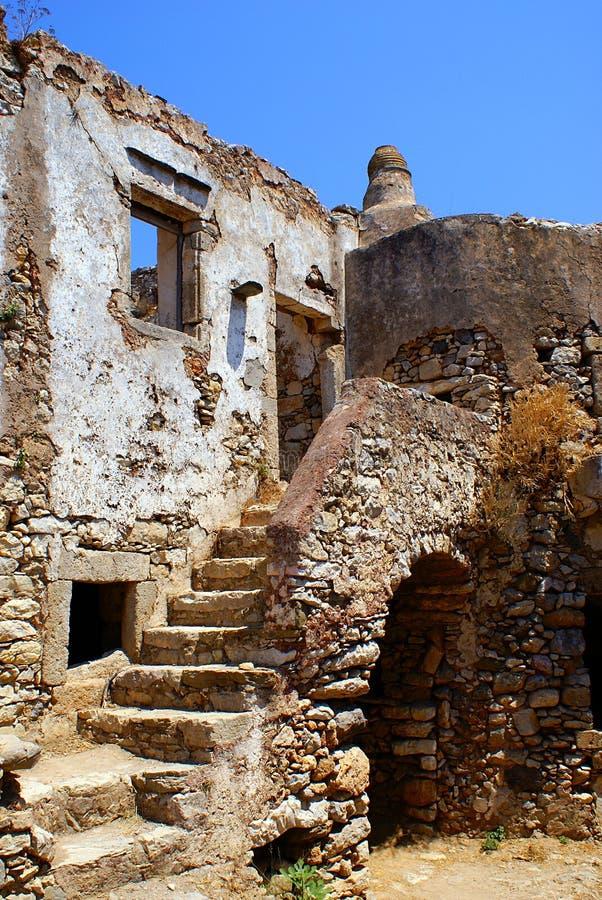 Castello veneziano fotografie stock
