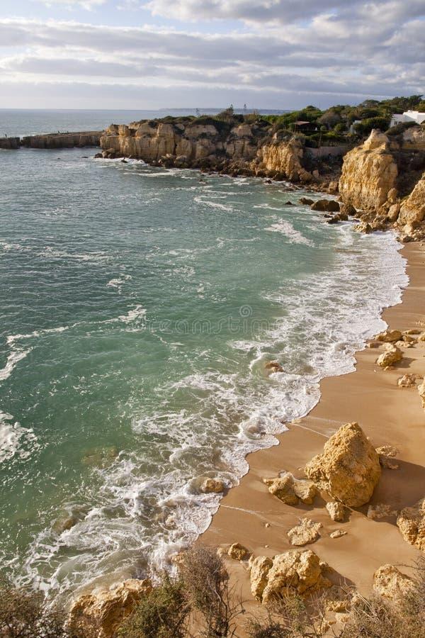 castelo делает praia стоковые изображения rf