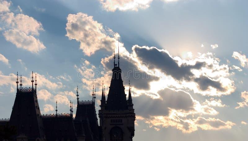Download Castelo foto de stock. Imagem de palácio, reino, torre - 112406