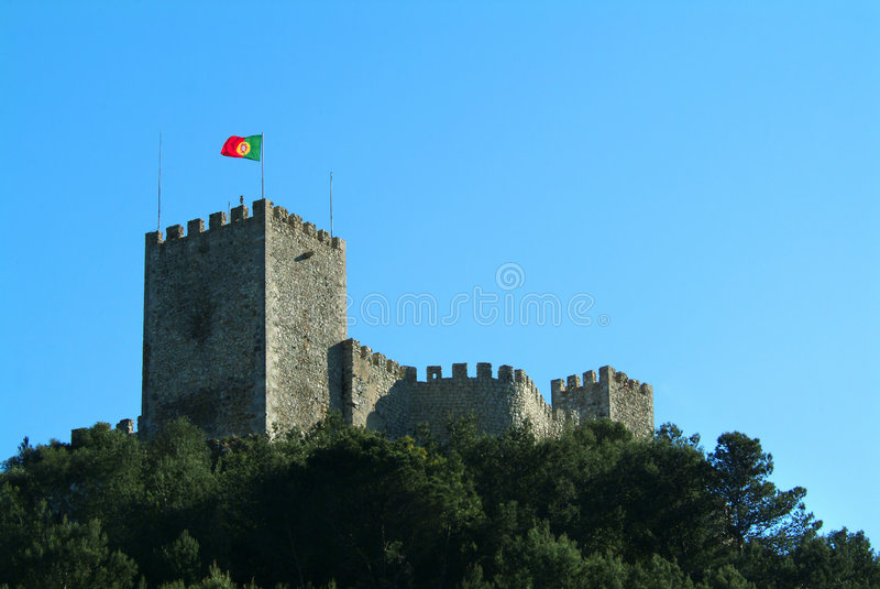 Castelo fotos de stock royalty free