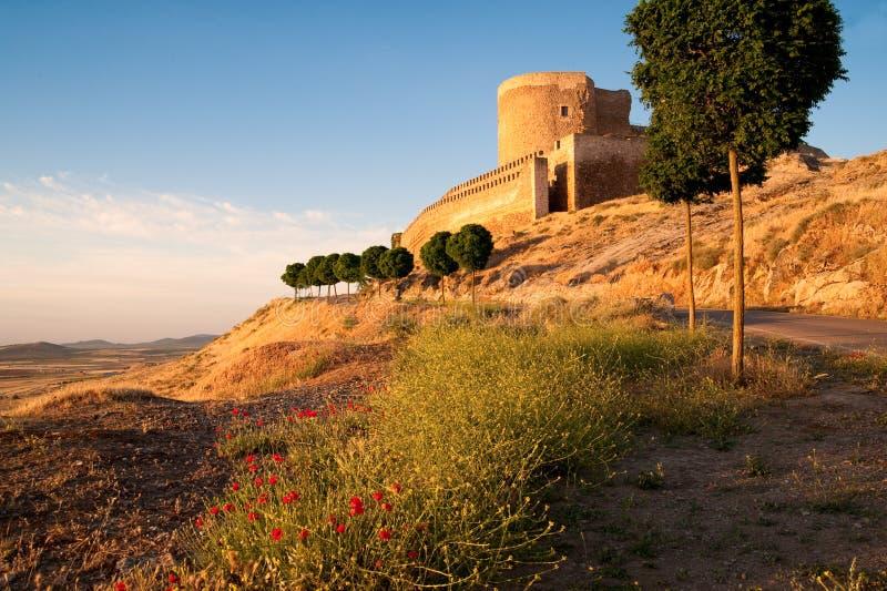 Download Castelo arruinado velho foto de stock. Imagem de mediterranean - 10055266
