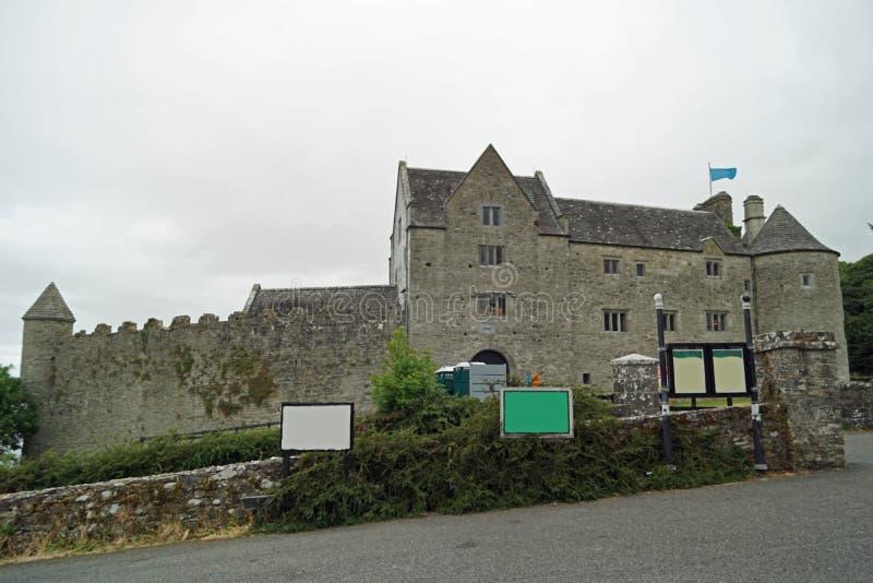 Castelo atlântico selvagem de Parkes da maneira fotos de stock royalty free