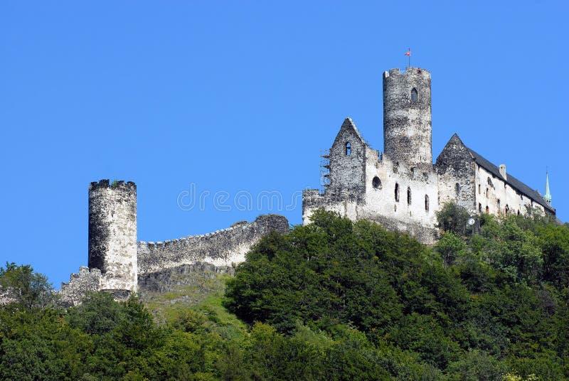 Castelo Bezdez imagens de stock