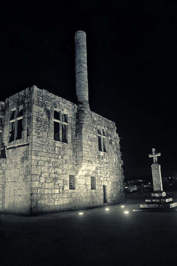 Castelo da cidade fotos de stock