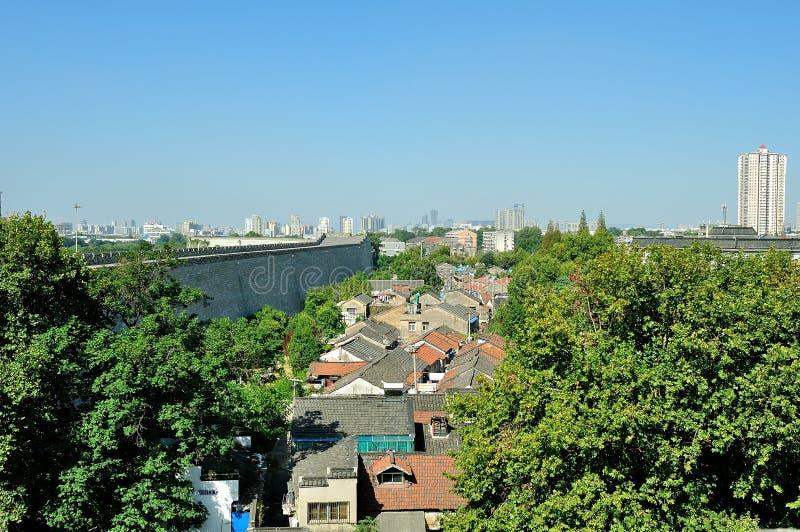 Castelo da porta de Zhonghua foto de stock royalty free