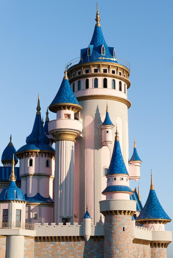 Castelo da princesa em Eskisehir Turquia fotografia de stock royalty free