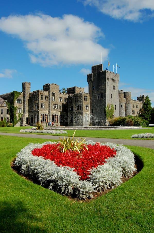 Castelo de Ashford fotos de stock royalty free