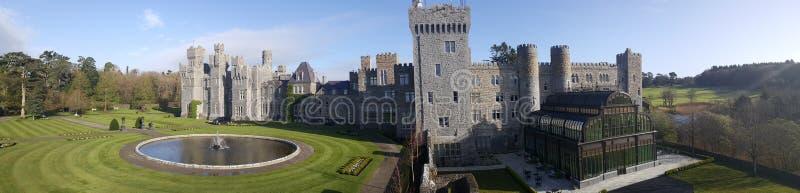 Castelo de Ashford, Irlanda de Galway fotos de stock royalty free