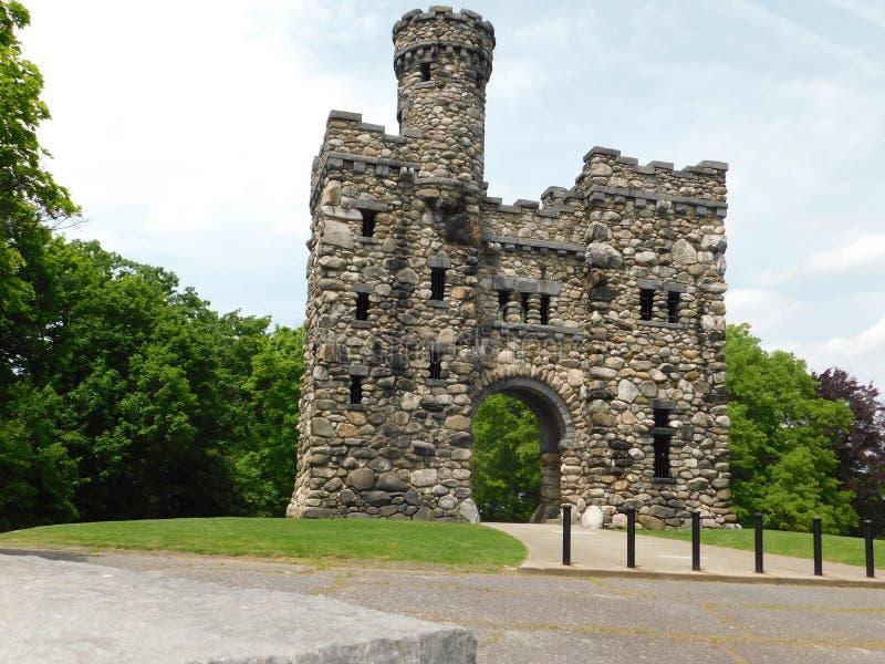 Castelo de Bancroft fotografia de stock royalty free