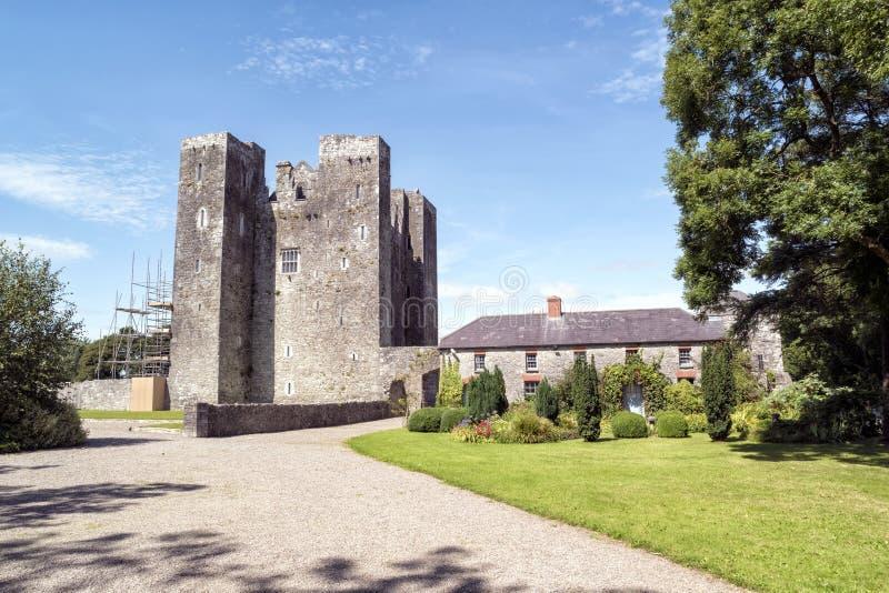 Castelo de Barryscourt foto de stock royalty free