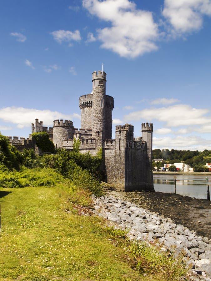 Castelo de Blackrock na corti?a imagens de stock royalty free