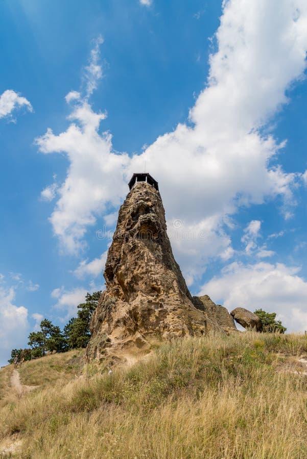 Castelo de Boldogko em Hungria em Europa fotografia de stock royalty free