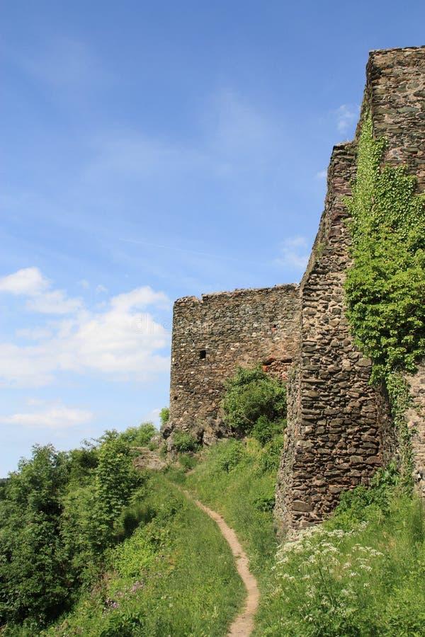 Castelo de Bolkow fotos de stock