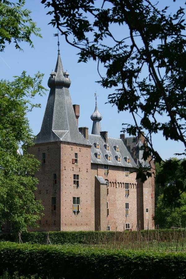 Castelo de Doorwerth, Países Baixos imagem de stock
