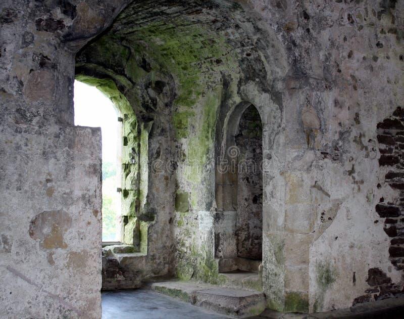Castelo de Doune foto de stock royalty free