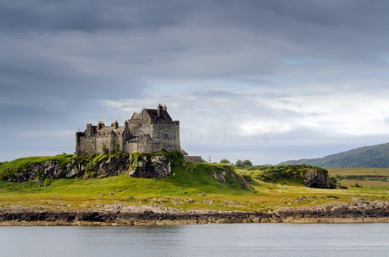 Castelo de Duart imagem de stock royalty free