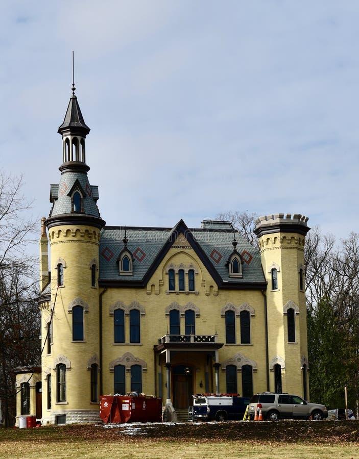 Castelo de Dunham fotos de stock