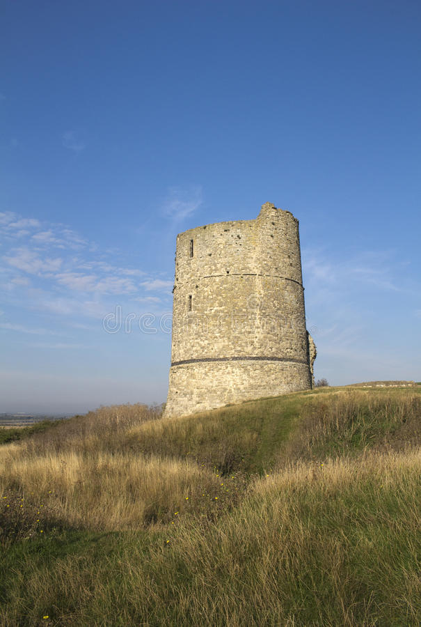 Castelo de Hadleigh, Essex, Inglaterra, Reino Unido foto de stock
