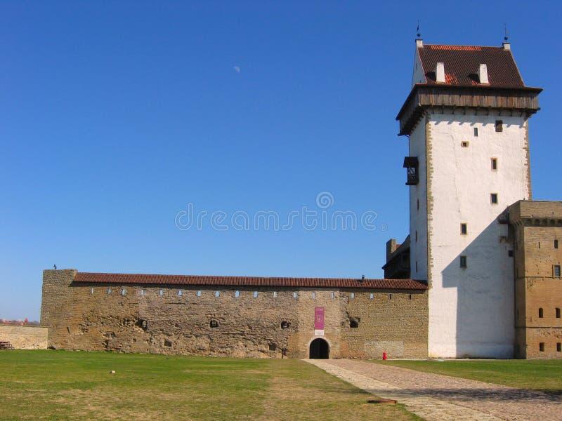 Castelo de Herman foto de stock