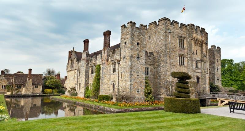 Castelo de Hever imagem de stock royalty free